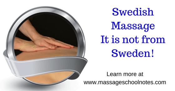 Swedish Massage1